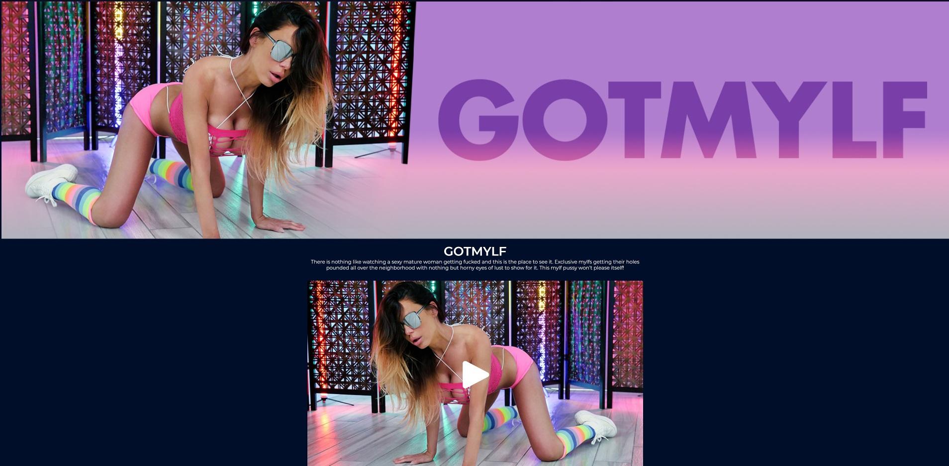 GotMYLF.com - Full SiteRip!